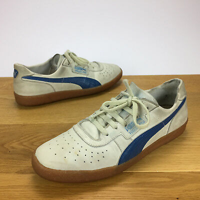 PUMA VINTAGE SNEAKER Schuhe Made in West Germany Size