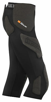 ICON Field Armor Compression Pants w/ Kevlar & D30 D3O Protection (Black)
