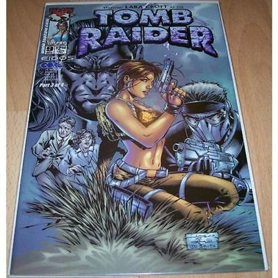 Tomb Raider (1999) #9...Published December 2000  by Image