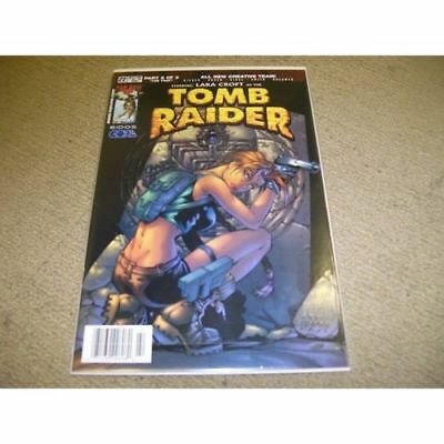 Tomb Raider (1999) #22...Published Jun 2002 by Image