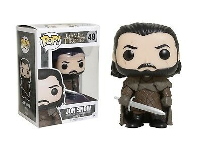 Funko Pop Game of Thrones™: Jon Snow Vinyl Figure Item #12215
