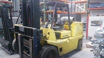 12629 Hyster 15,000 lbs. Capacity Forklift, Model S155XL