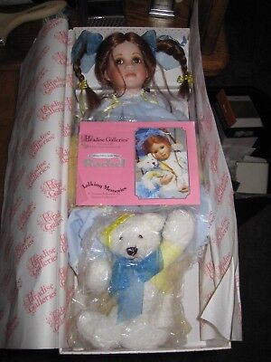 Treasury Collection Paradise Galleries Talking Doll Rachel New in Box