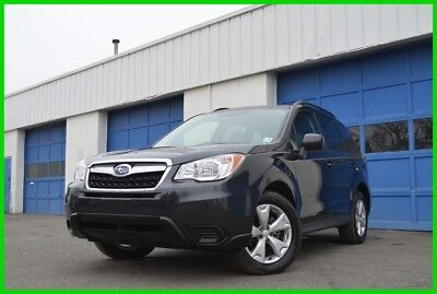 2016 Subaru Forester 2.5i Premium Full Power Options Only 11,600 Miles Heated Seats Blind Spot Monitor Moonroof ++
