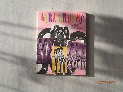 Girls Groups-Music Book