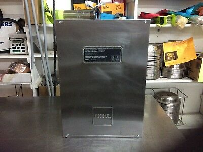 Ansul System w/Case, 1 Chemical Tank and 1 Nitrogen Tank #2803