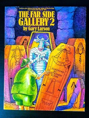 The Far Side Gallery: Book 2 (Anthology #2) by Gary Larson