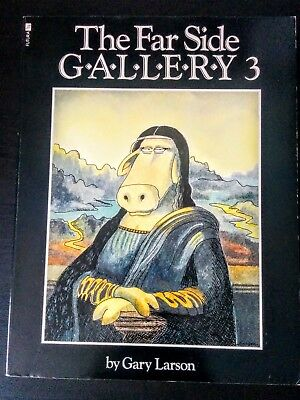 The Far Side Gallery: Book 3 (Anthology #3) by Gary Larson