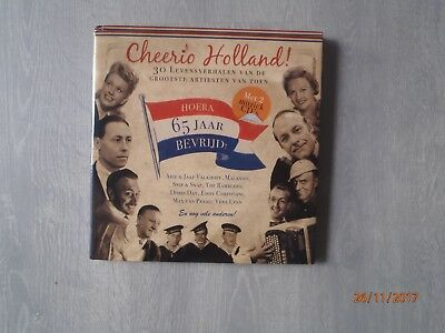 Cheerio Holland-Music book+2 cd Albums