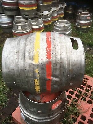 Stainless steel 9 Gallon Cask