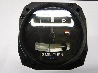 Aircraft Electric Turn And Slip Indicator 1234T100-3Tz  New/old Stock