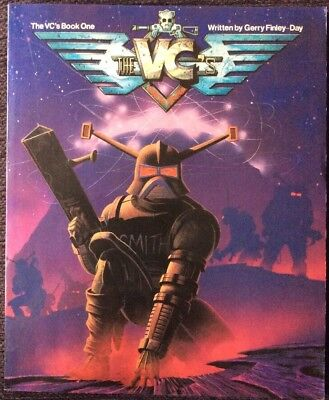 The VC's Book 1 -  Gerry Finley-Day Titan Books 1987