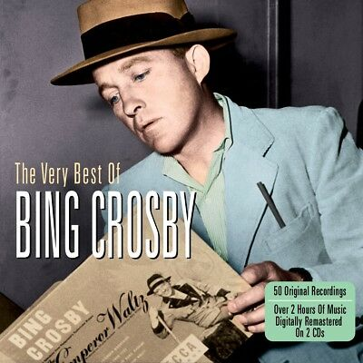 Bing Crosby -  Very Best Of (50 Original Recordings) 2CD