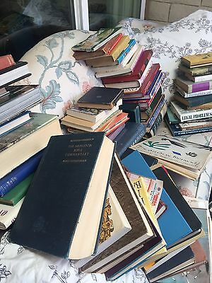 1100 Fantastic collection of hardback and paperback books From 1900-2000