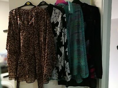 4 next tops size 20