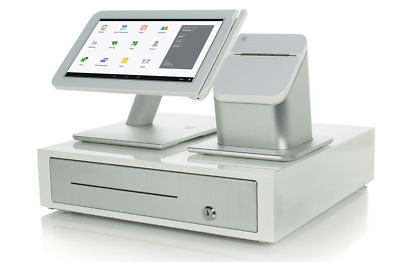 Clover POS System  +  Cash Register (no merchant account required!!!!!)