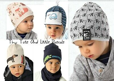 Baby Boy Infant Toddler Cotton Elastic Spring Autumn Hat Beanie Cap 0 - 8 years