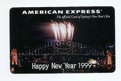 PHONECARD - AUSTRALIA Telecom Asia Pacific New Years 1999 -  USED - NO VALUE