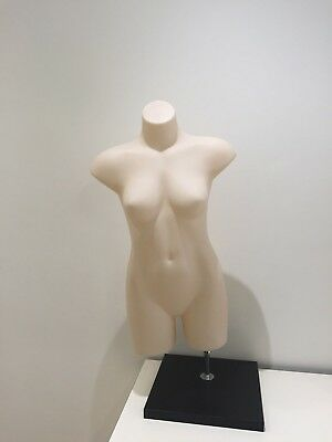 Mannequin (Half Body) with stand