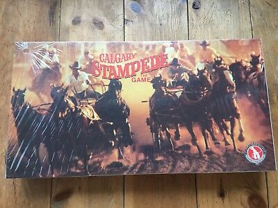 BRAND NEW SEALED! Calgary Stampede The Game! The Greatest Outdoor Show On Earth
