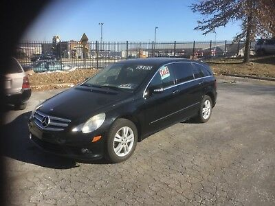 2008 Mercedes-Benz R350 4matic  Mercedes Benz