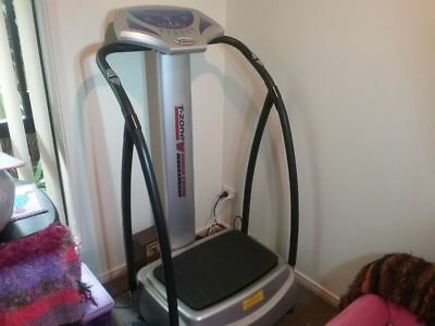 CardioTech T-Zone Vibration machine plate exercise