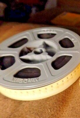 8mm Home Movie Film Trip Vacation, Capitol Airlines Airplane Airport Plane
