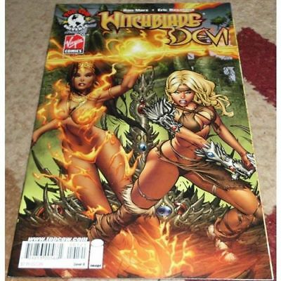 Witchblade Devi (2008 Top Cow) #1A...Published April 2008 by Image