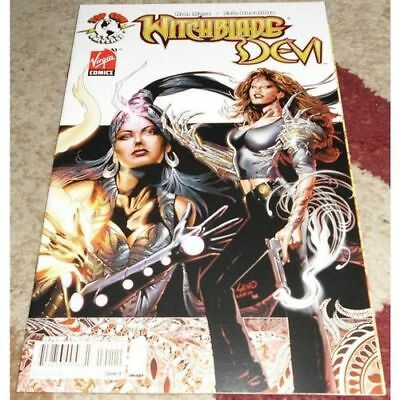 Witchblade Devi (2008 Top Cow) #1B...Published April 2008 by Image