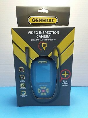 General Brand Video Inspection Camera for Home, Automotive, and Plumbing PCS55