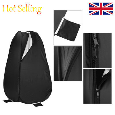 6 Ft Portable Photo Studio Pop Up Changing Dressing Fitting Tent Room Shower UK