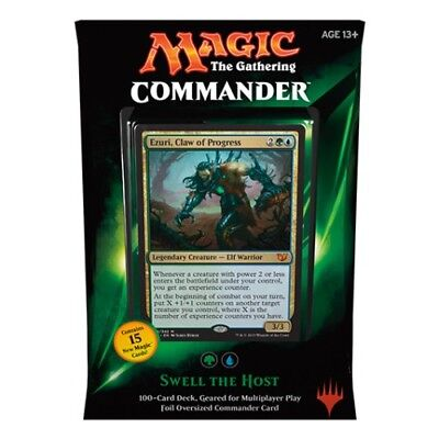 MTG C15 - Swell the Host - complete Commander 2015 deck - new & sealed