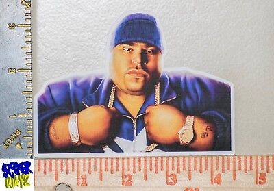Big Pun UV Proof Vinyl Sticker~Bronx, Eastcoast Rap~Gangsta Rap