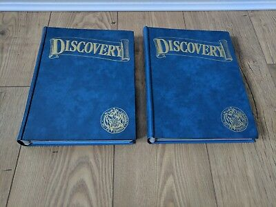 Discovery Magazine full collection 1-61 - Marshall Cavendish partworks.