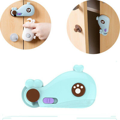 Drawer Safety Lock Doors Wardrobe Cabinet Cupboard  Lock For Baby Kids Toddler