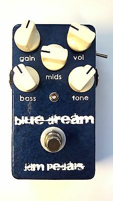 "JDM Pedals ""Blue Dream"" Overdrive - ST-9 (NOT TS-9) w/ Improved Features *VIDEO*"