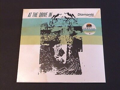 "At The Drive In - Diamante 10"" Coloured Vinyl -New"