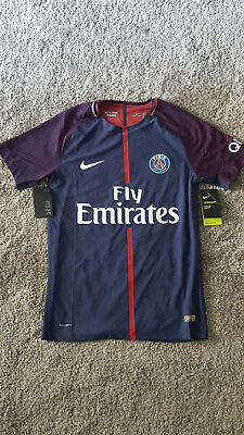 Nike Paris St.-Germain Vapor Match Trikot Home 2017/2018 /Größe S
