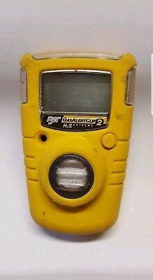 BW Gas Alert Clip2 Extreme H2S Gas Detector,Test Equipment(bd)