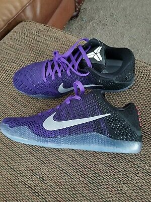 c83738c0c031 ... Nike Kobe XI 11 Elite Low Eulogy Men Basketball Shoe Hyper Grape 822675  510 ...