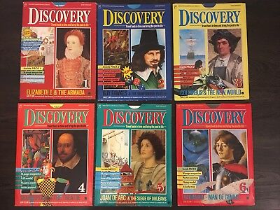 Marshall Cavendish Discovery Magazine Collection (Complete Set Except Issue 12)