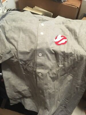 Loot Crate Exclusive Ghostbusters Jersey