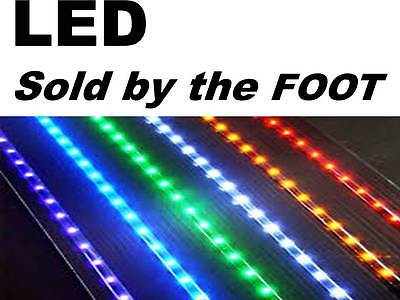 Strip Lighting - Custom Sizes ___ NEW ITEM ___ by the foot all colors available