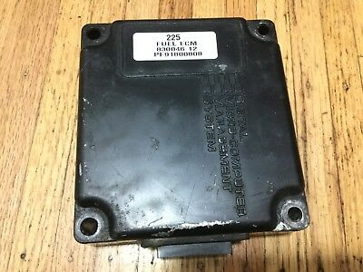 2000 MERCURY 225HP ECU, Engine Control Unit (CDI) 830046 12 6-cylinder