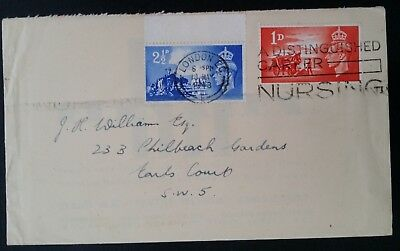 SCARCE 1948 Great Britain Liberation of Channel Is 3rd Anniv FDC ties 2 stamps