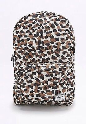 fcf3087d9dd Herschel Supply Co. Classic Mid Volume Backpack Leopard Print Urban  Outfitters