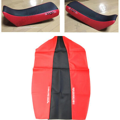 For Honda XR250 XR400 CRM250 AX-1 250 CRM XR Gripper Soft Motorcycle Seat Cover