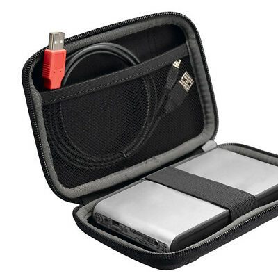 Case Logic PHDC-1 Compact Portable Hard Drive (Black) HDD Carrier CASE LOGIC