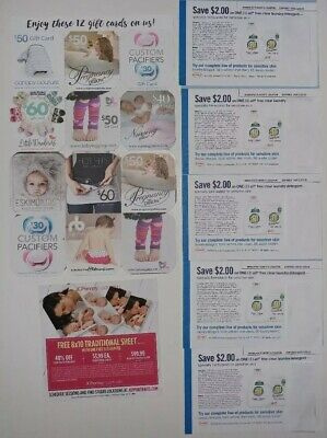 9 GIFT CARD MATERNITY $500 WORTH all LAUNDRY DETERGENT JCPenny