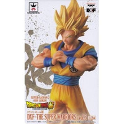 Banpresto Dragon Ball Super DXF The Super Warriors Vol 5 Super Saiyan 2 Son Goku